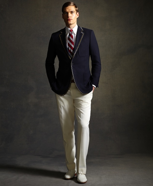 Brooks Brothers Great Gatsby Collection | The Terrier and Lobster