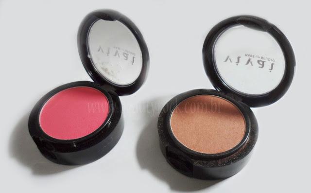 Blushes Vivai Makeup Studio
