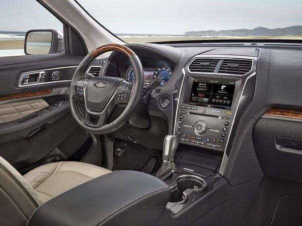 Ford Explorer 2015 отзывы владельцев