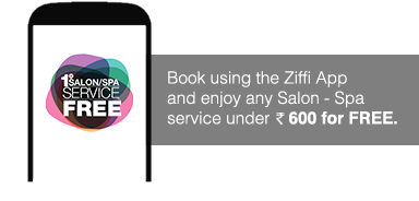 Get Free Rs.800 in Ziffi Wallet for Salons and Spas Using Referral Code