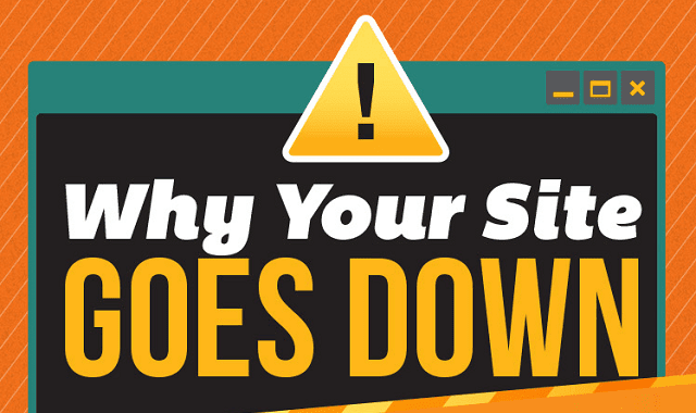Why Your Site Goes Down And How to Fix It