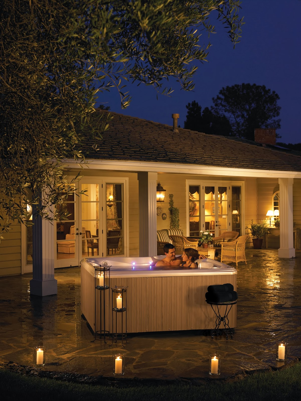 Happy Hot Tub Blog: Why a Hot Tub Could Be a Great Investment