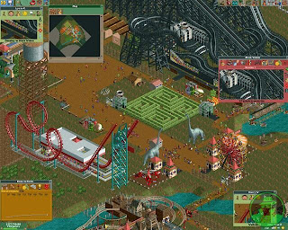 roller coaster tycoon emulator
