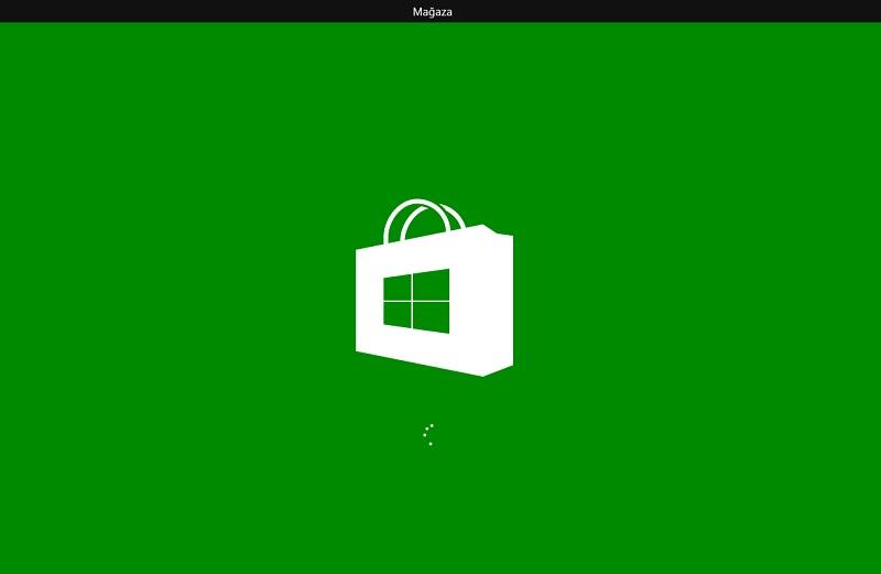 Windows 8 Mağaza Açılmama Sorununun Çözümü