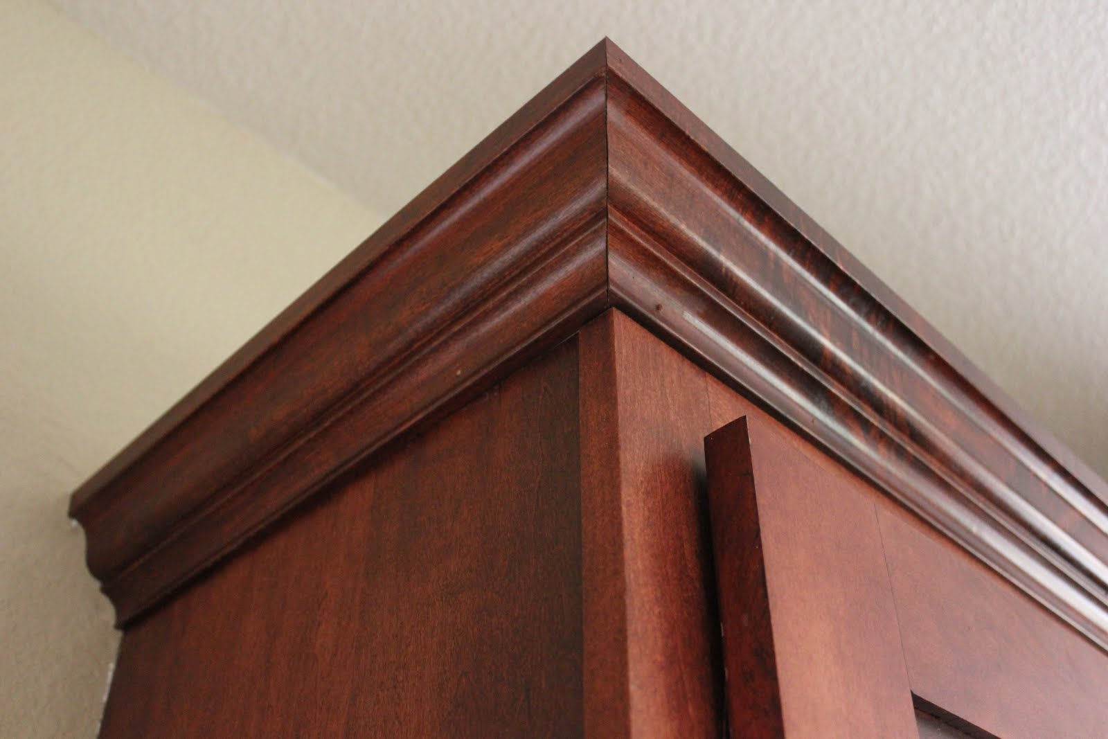 Crown Molding On Cabinets Angles