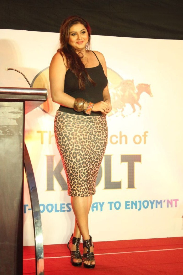 Namitha at Kolt - Fat Namitha Latest Pics at Kolt Beer launch event Chennai