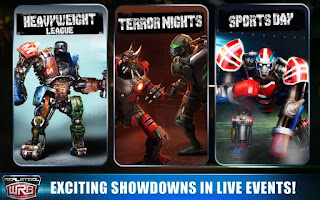 Real Steel World Robot Boxing 17.17.423 Mod Apk (Unlimited Shoping)