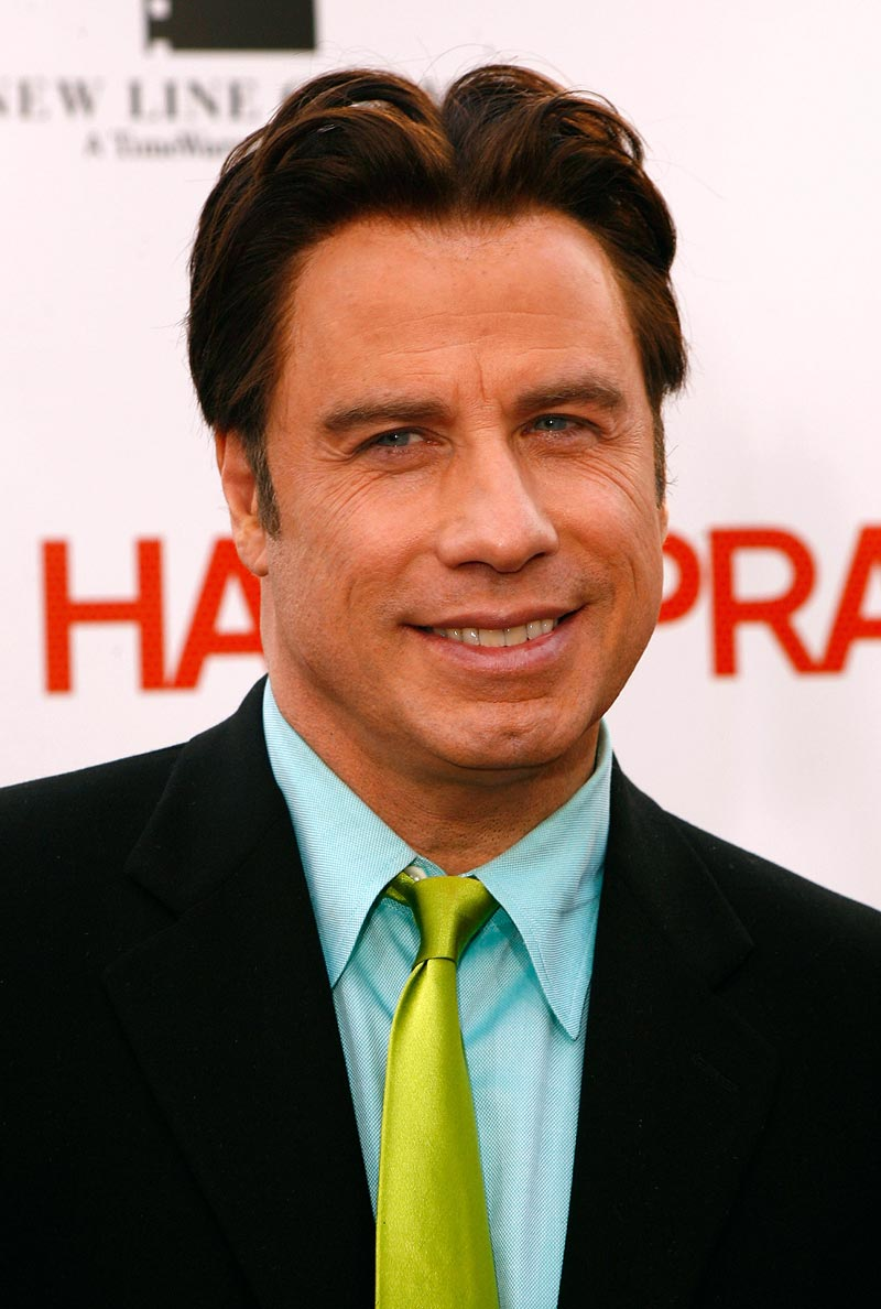 000778135995 Filth Screen: John Travolta's Gay? Surely You Jest.