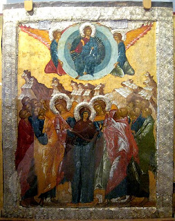 St. Cyril-Belozersky Monastery, 1497,Feast of the Ascension