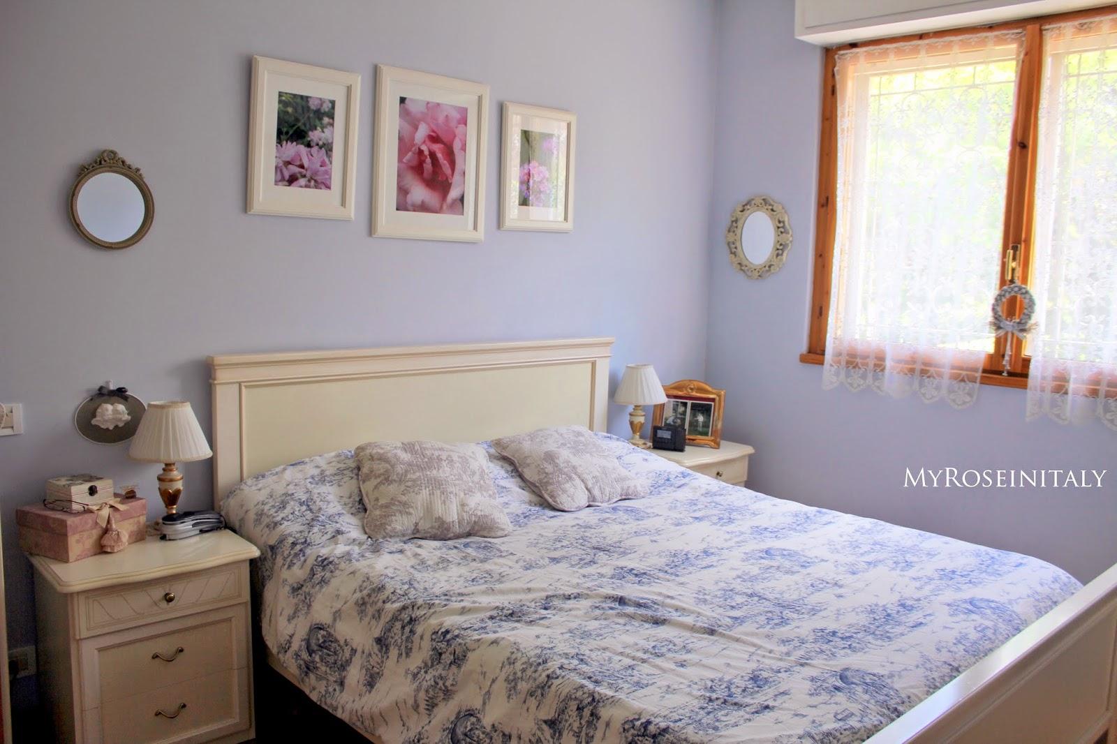 My roseinitaly rinnovare casa oggi si comincia dalla - La mia camera da letto ...