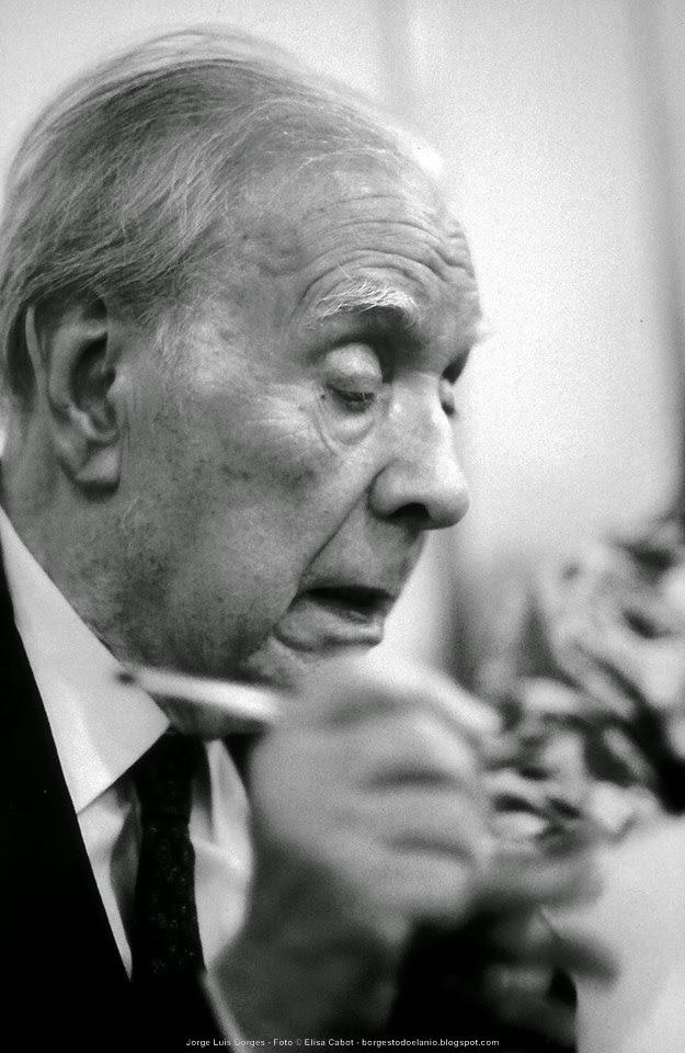 Borges todo el a o jorge luis borges a un viejo poeta for Borges el jardin