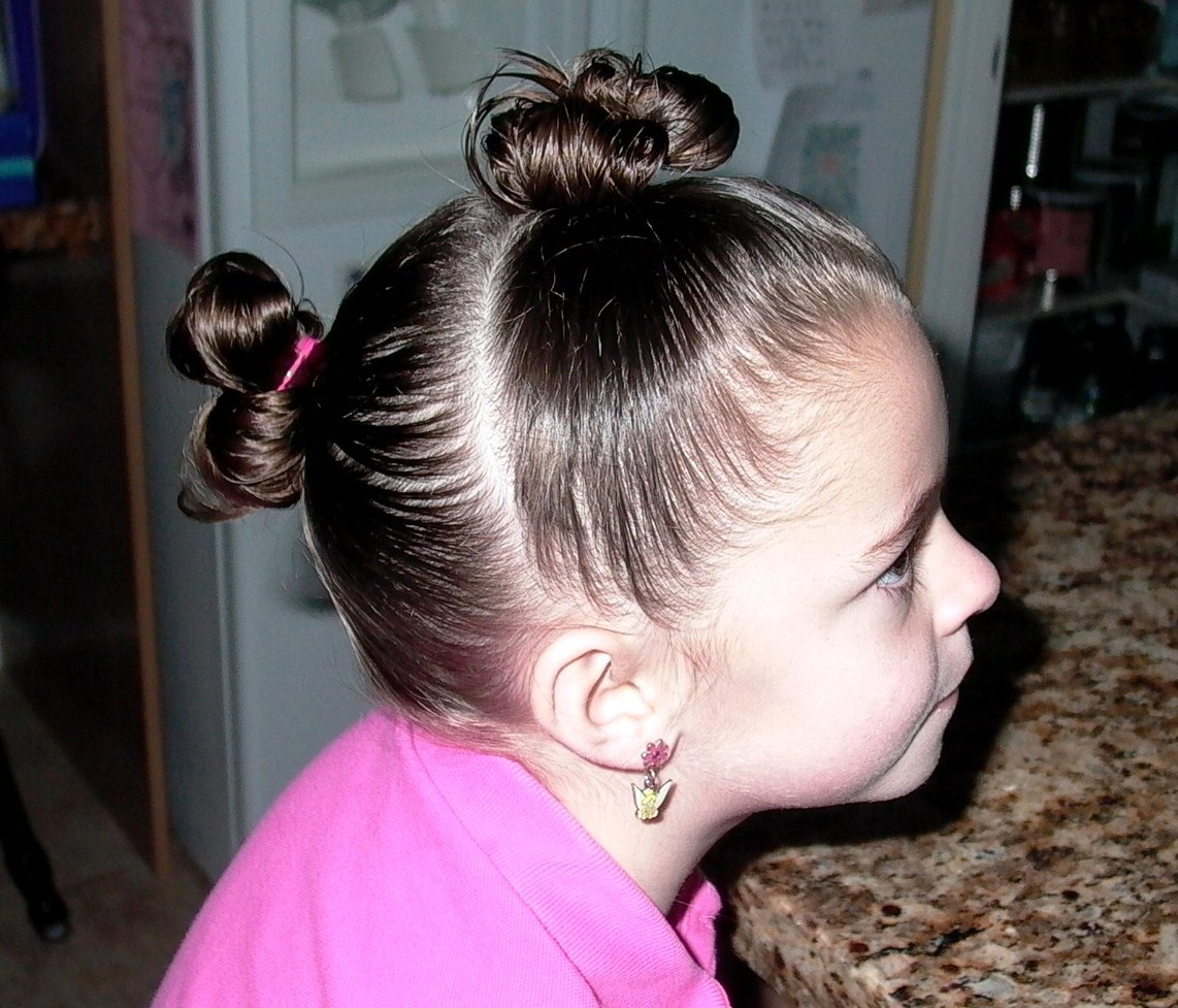 Nice Little Girl Hairstyles Short Hair