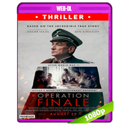 Operación final (2018) WEB-DL 1080p Audio Dual Latino-Ingles