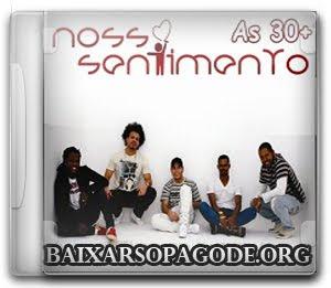 CD Nosso Sentimento - As 30+ (2011)