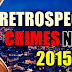 Restrospectiva 2015 do Blog Crimes News