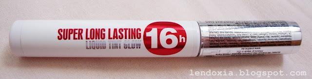 eveline lip stain