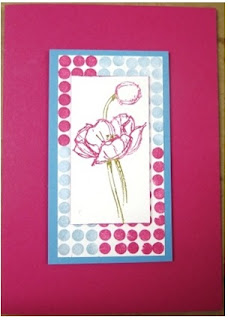 Pencil and rubber dots zena kennedy independent stampin up demonstrator