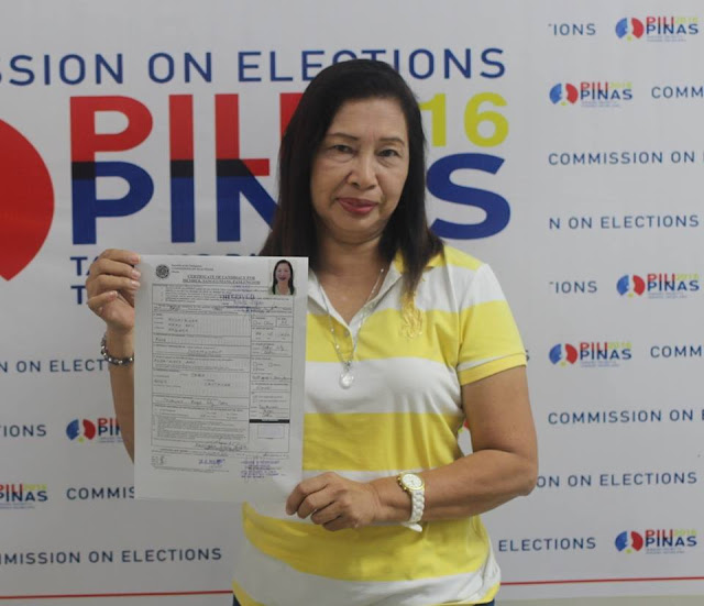 Rodriguez, Mary Ann  Independent Bogo Elections