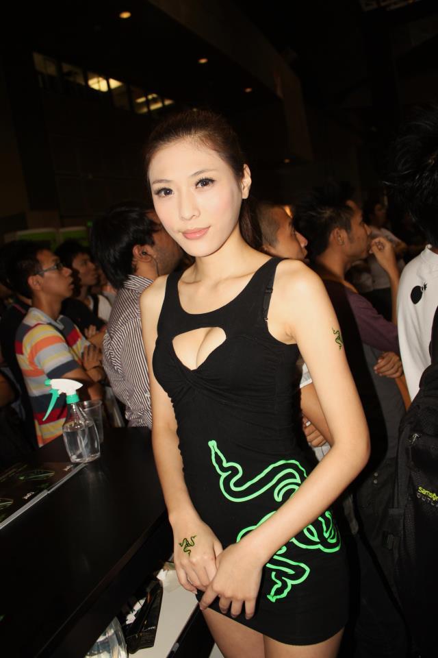 li xiao xing sexy taiwan model 01