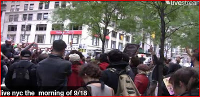 America OCCUPYWALLSTREET USDOR NY Peoples Assembly Statement: Call For Revolution