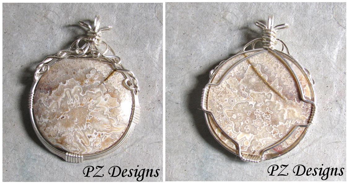 Silver Serpent Studio\'s Blog: My First Wire Wrapped Cabochons