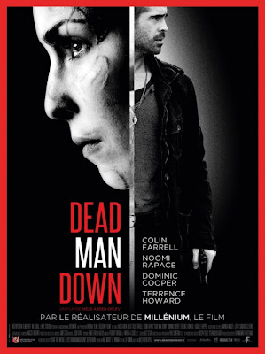 Dead Man Down New Poster
