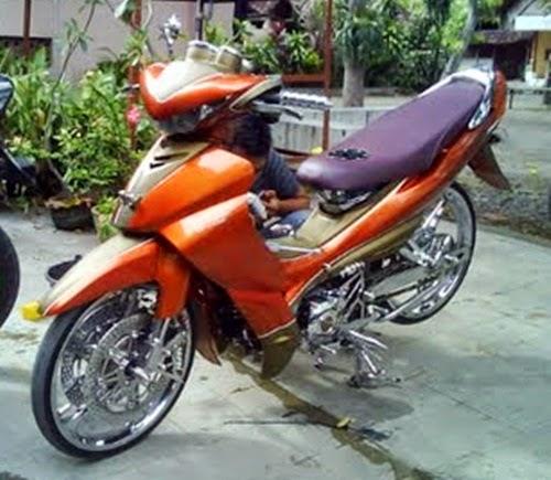 Foto Modifikasi Yamaha Jupiter Z Terbaru