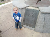Duncan on the Tropic of Capricorn