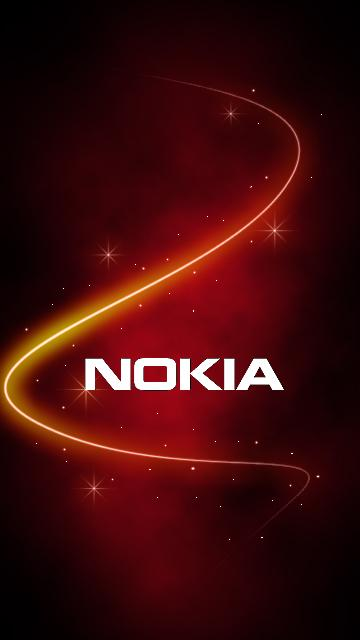 nokia red wallpaper free wallpaper for download mobile 360x640
