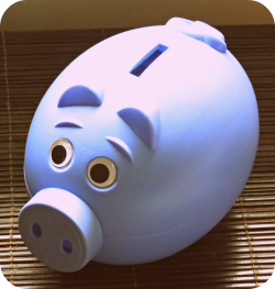 Pocket Money for Kids - Piggy Bank