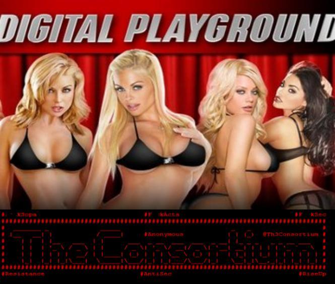 Digital Playground Porn Site Hit By Hackers 72K User Details & 40K Credit ...