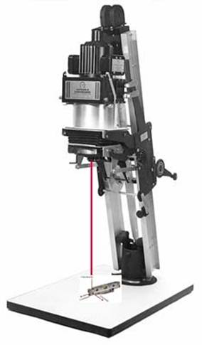 How To Align Your Photographic Enlarger Using A Bosch Laser