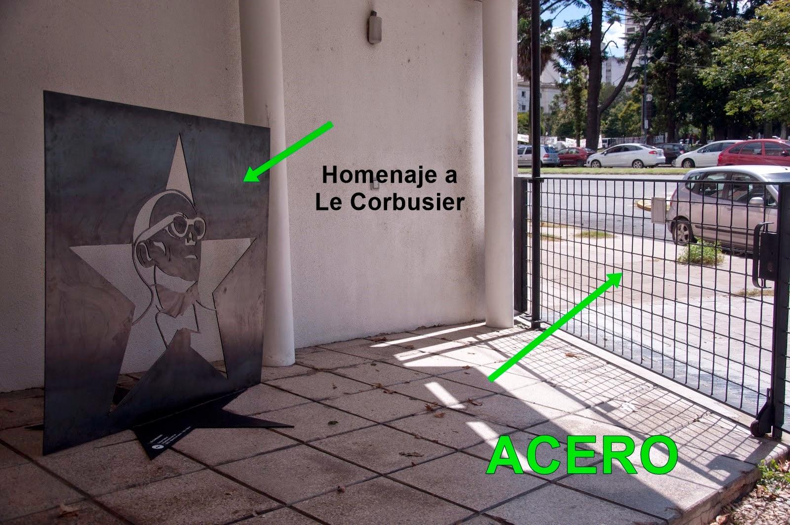 Casa curutchet de le corbusier materiales - Casas de le corbusier ...