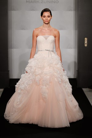Grecian Wedding Gown 67 Inspirational A romantic colored wedding