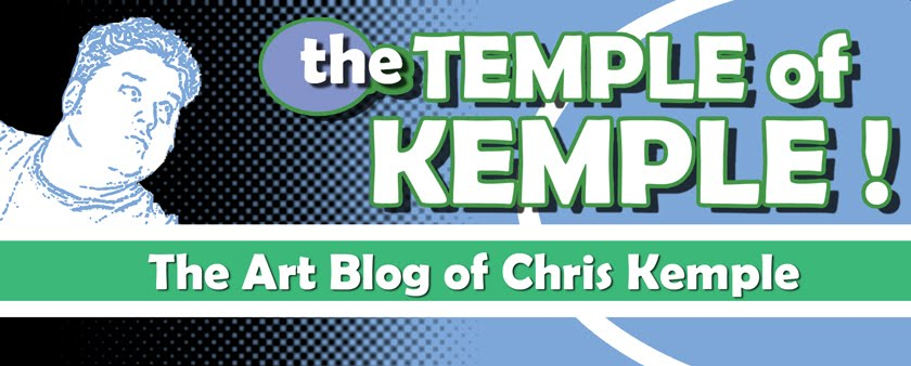 The Temple Of Kemple