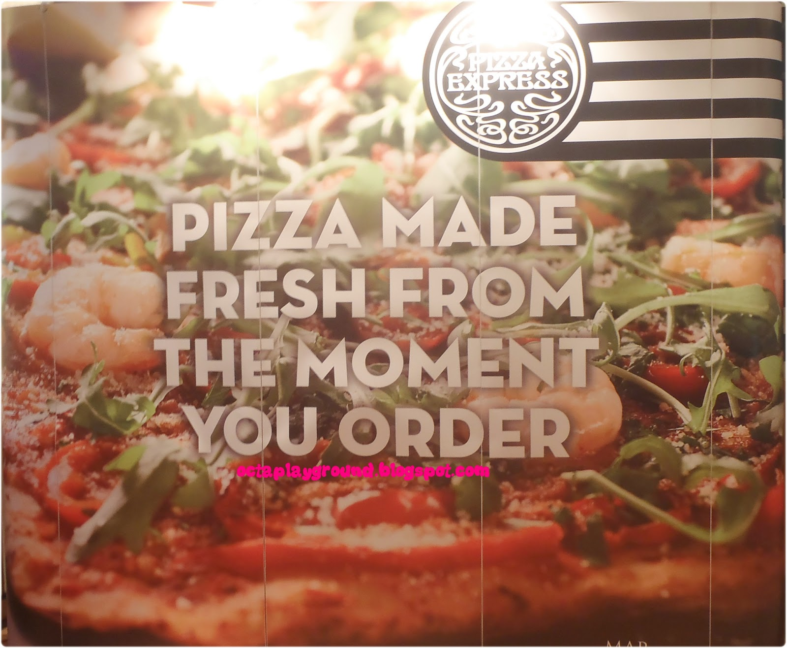 Leggera Pizza Pizza Express Pizza Express Aannddd