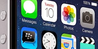 akhirnya bbm hadir di iphone lebih dulu daripada android