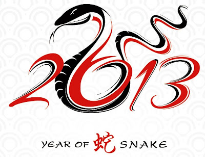 Chinese New Year | Year Of The Snake