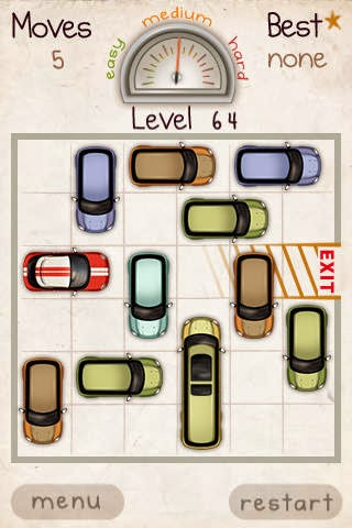 Parking Lot Game app for iPhone, iPad and iPod Touch
