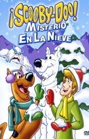 Scooby Doo Misterio en la Nieve (2009)