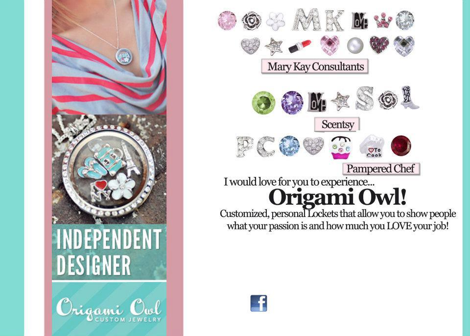 Waiting list for potential new designers the official origami owl wait