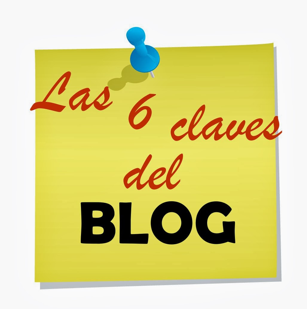 Las 6 claves del Blog