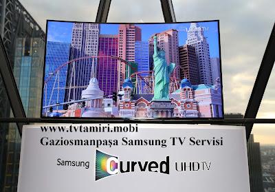 Gaziosmanpasa Samsung TV Servisi
