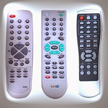 Remote multi fungsi