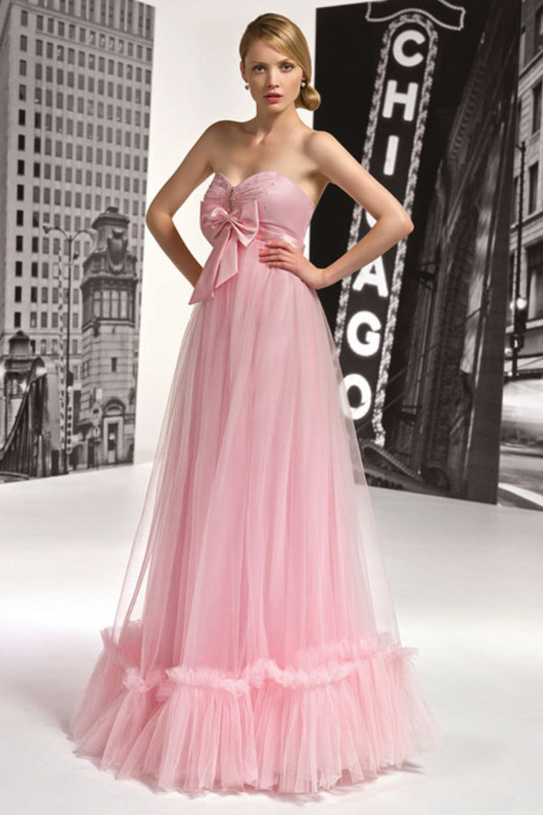 weddinggowns-shop: Why not choose one of the colored wedding dresses ...