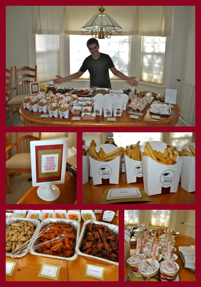 Wonderful Backyard BBQ Graduation Party Ideas 700 x 1000 · 507 kB · jpeg