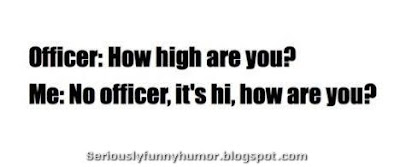 Officer and Me talking. How high are you? It's, Hi, how are you?