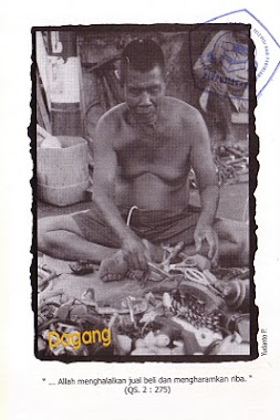 "Post Card ""Dagang"""