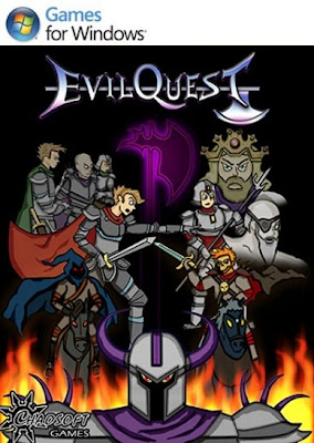 EvilQuest PC Cover