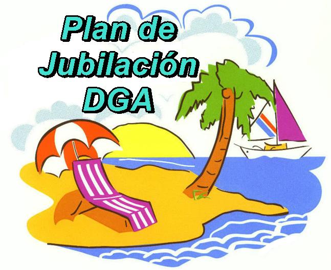 Plan de Jubilación Laborales DGA